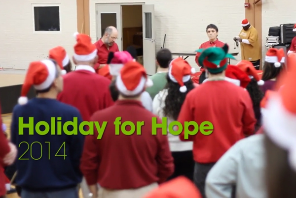 Holiday for Hope 2014